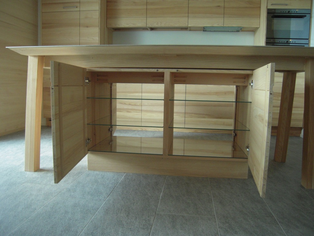 Kuche arbeitstisch haus design mobel ideen und for Arbeitstisch küche